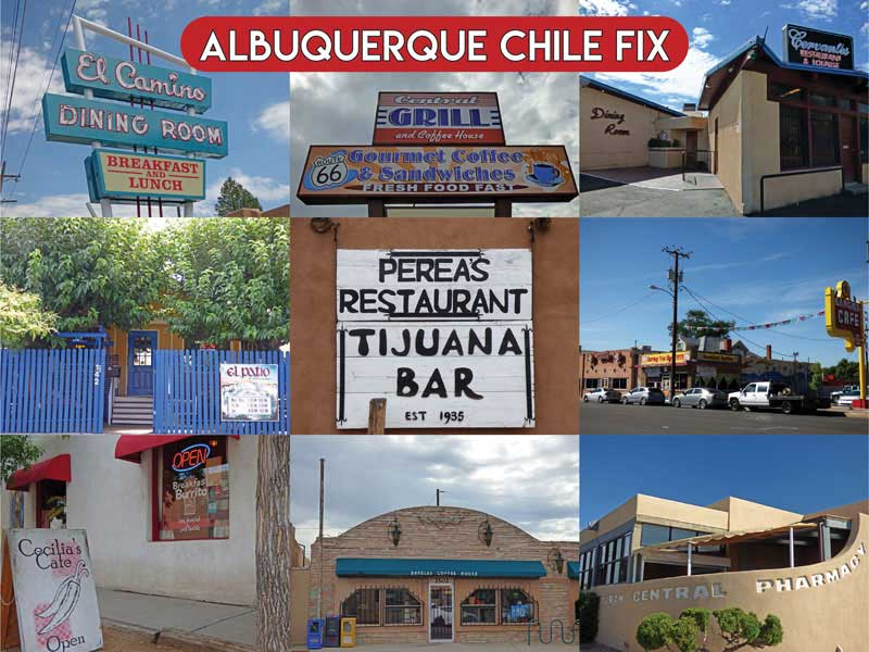 Albuquerque chile fix