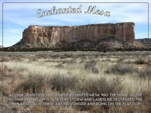 Enchanted Mesa