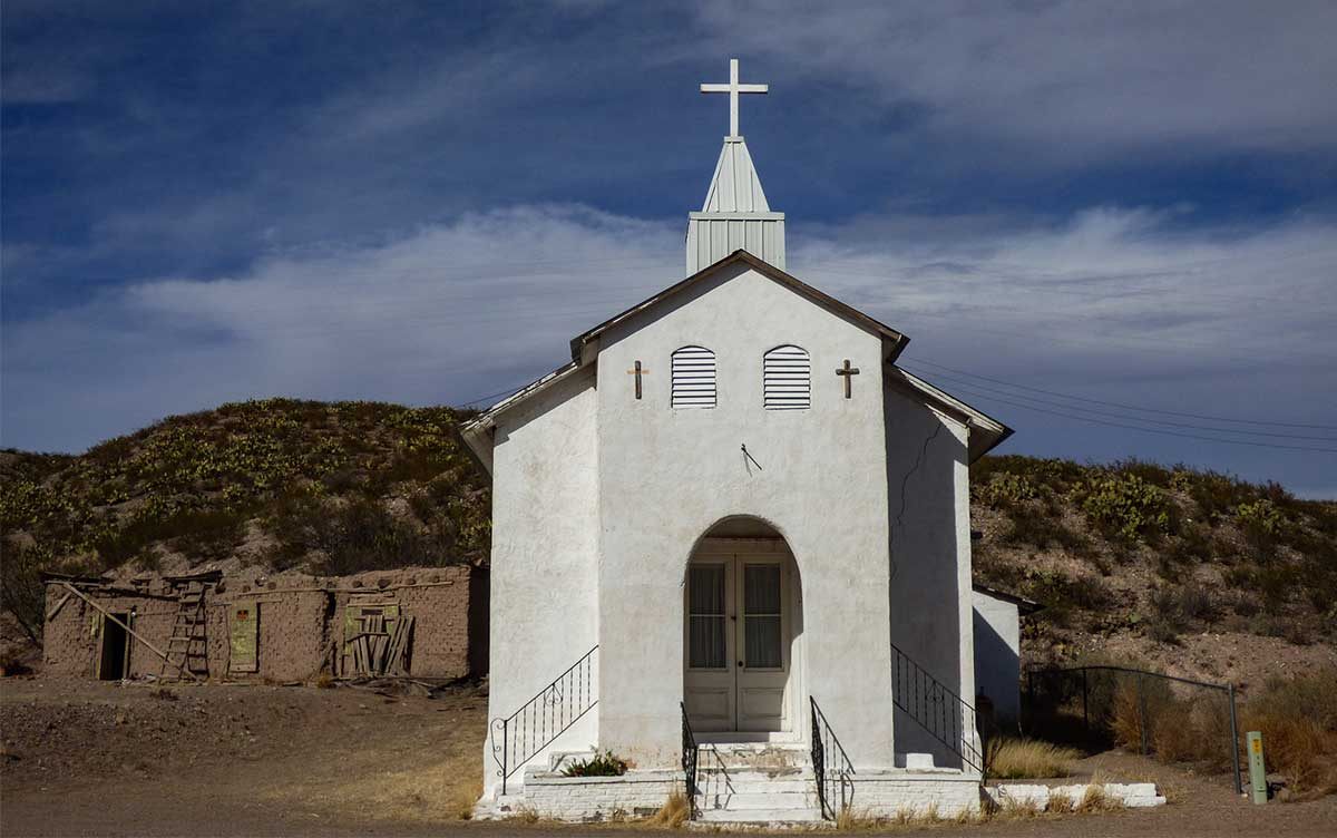 New Mexico Ghost Towns | Cuchillo, New Mexico