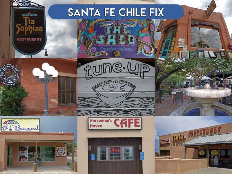 Santa Fe chile fix
