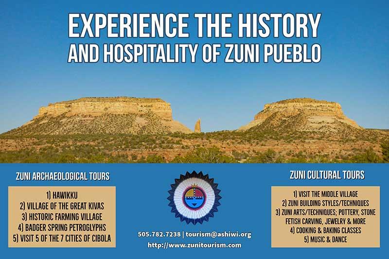 Zuni Pueblo Tours