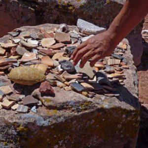 Zuni pottery tutorial