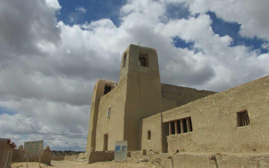 San Esteban Mission in Acoma Pueblo