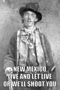 New Mexico Attitude