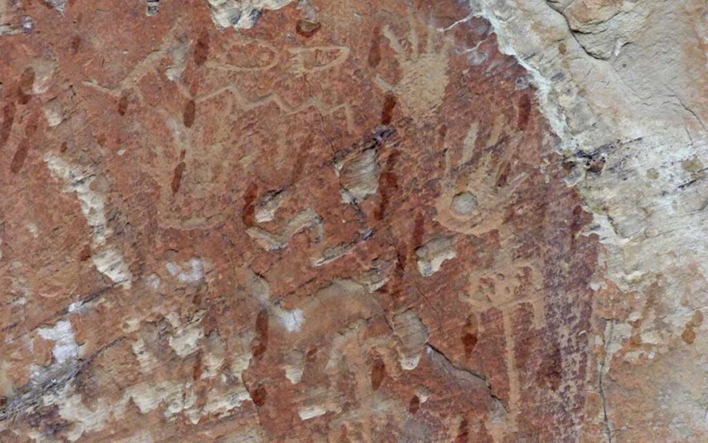 El Morro petroglyphs