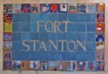 Fort Stanton sign