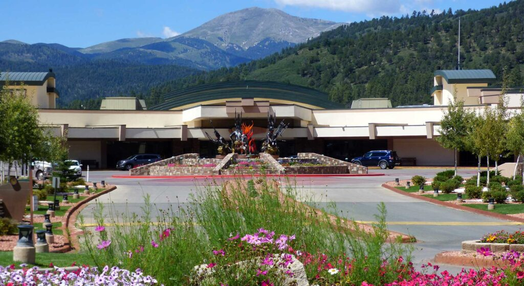 Inn of the Mountain Gods in Mescalero
