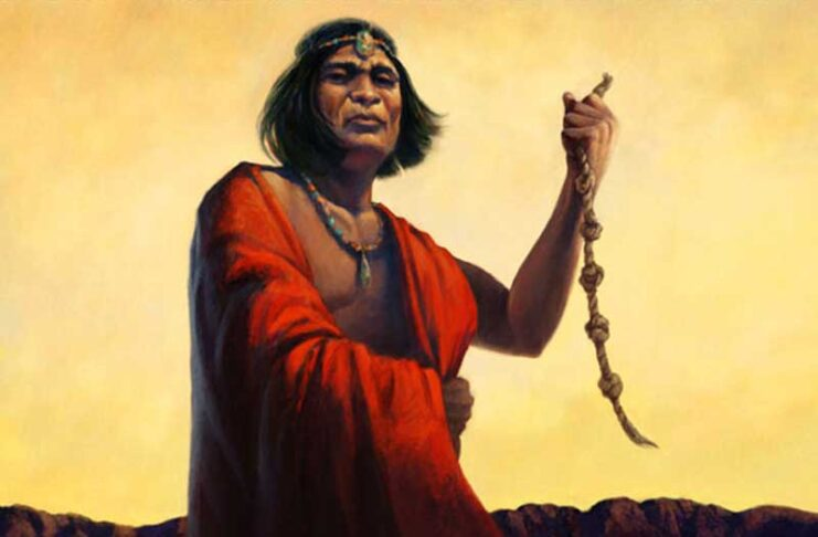 Popay was the leader of the Pueblo Revolt