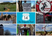 turquoise trail