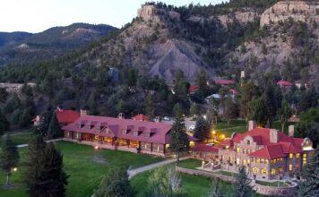 Vermejo Park Lodge