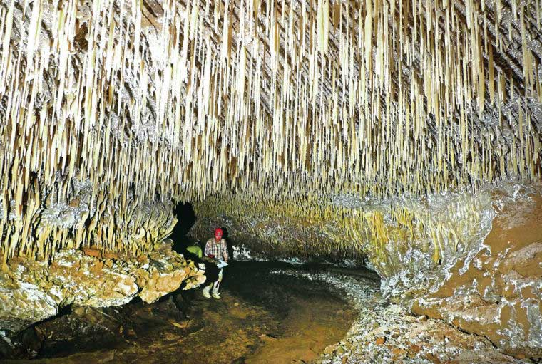 Snowy River cave system