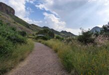 Dripping Springs Trail