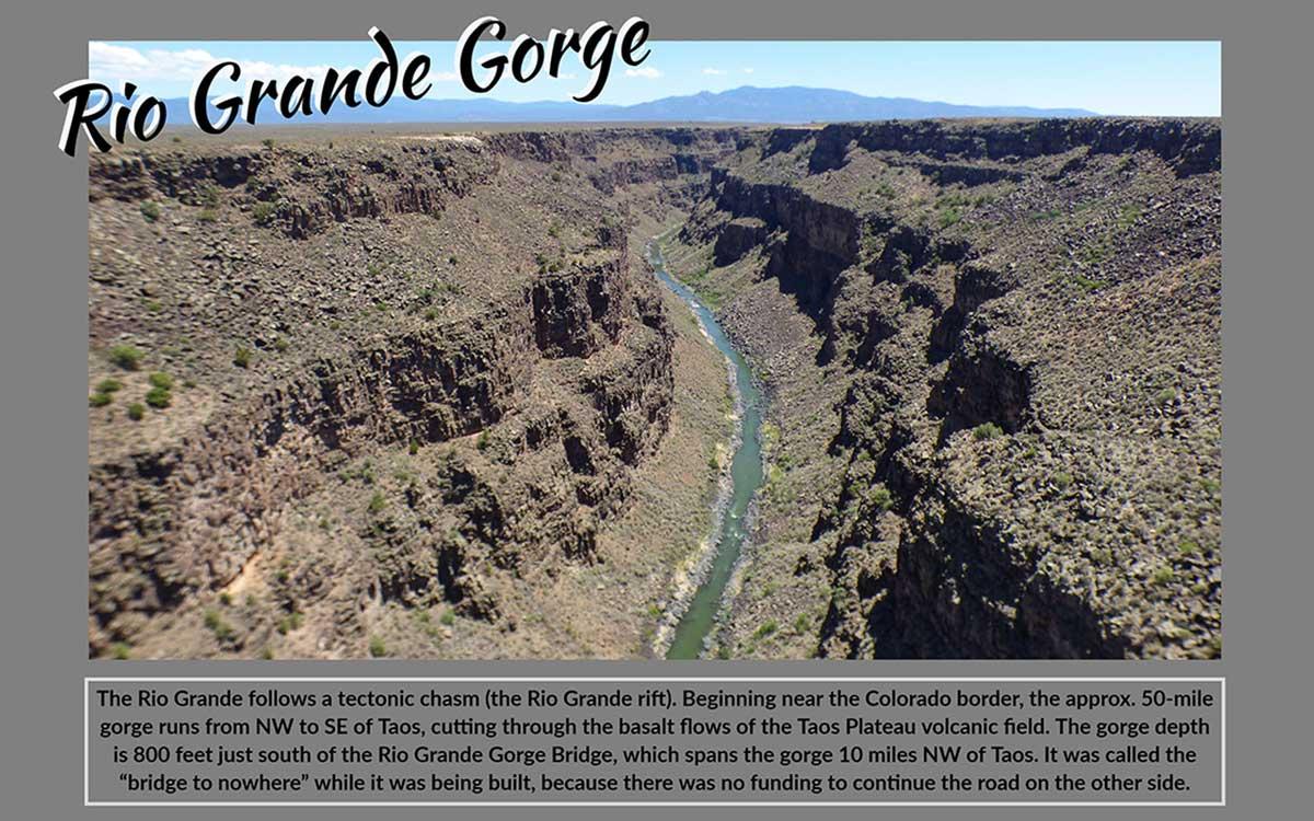 Rio Grande Gorge meme