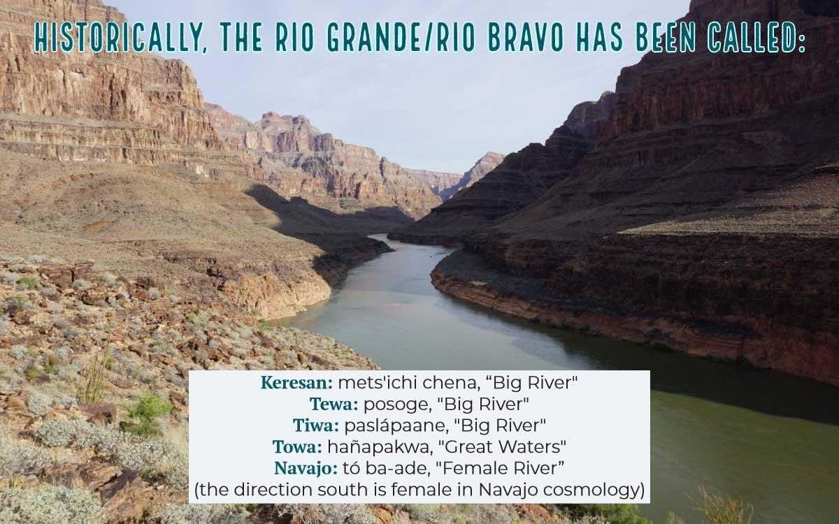 Rio Grande names