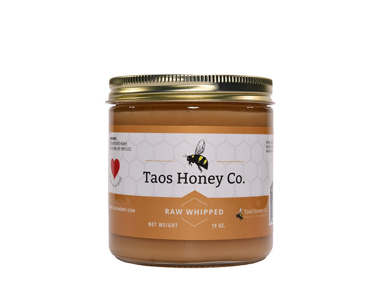 19 oz whipped honey