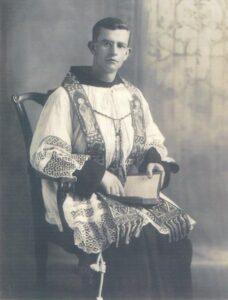 Father Albert Braun Ordination 1915