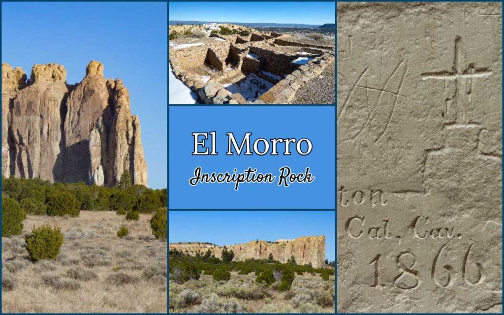 El Morro banner for Hwy 53