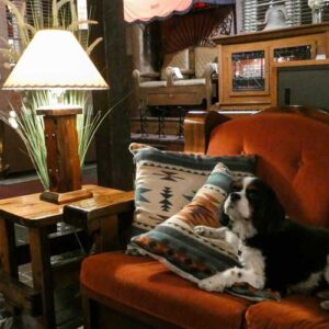 El Rancho Hotel pet friendly